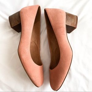 Madewell | Ella Blush Pump